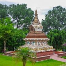 Kopan-garden temple small