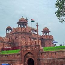 New Delhi-red fort