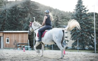Am I too big for my horse?