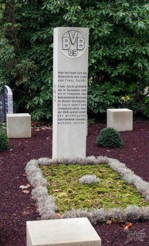 Dortmund Ehrengrab BVB Gründer