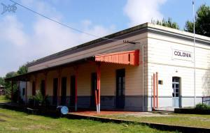Ehemaliger Bahnhof Colonia