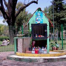 Kapelle für Difunta Correa