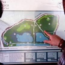 Wegeplan Reservat
