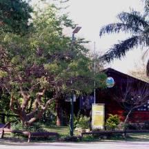 Rangerhaus im Park