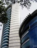 Hochhäuser in Montevideo