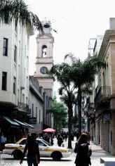 Fußgängerzone Montevideo