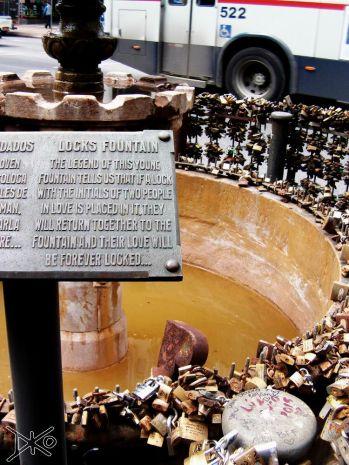 Liebesbrunnen Montevideo