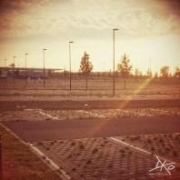 Parkplatz BER am Kiekebuscher See