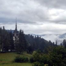 Landschaft Transilvania Pele Castle by DkO