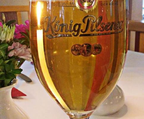 König Pilsner – ein typisches Pils