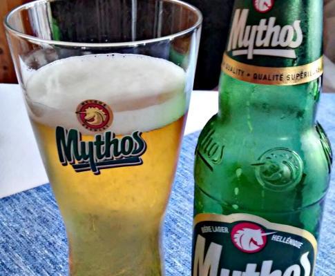 Mythos – ein helles Lagerbier