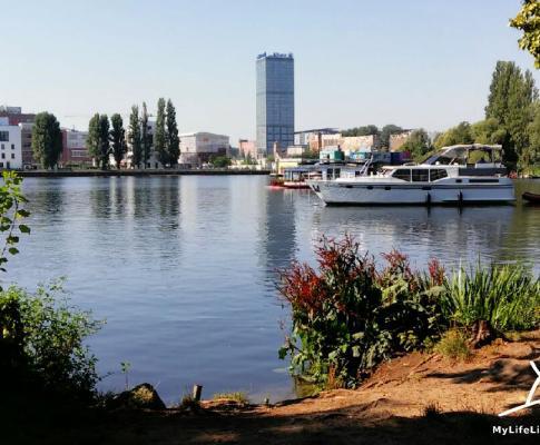 Radtour Wochenende: Müggelsee und Havel