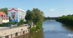 Bernburg-Eulenspiegel-Saale-Kanutour