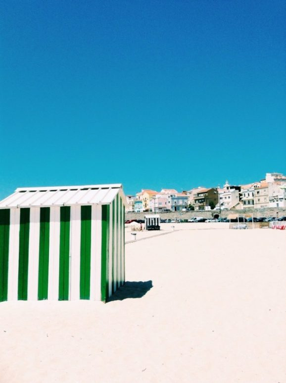 rainbow beach houses Portugal
