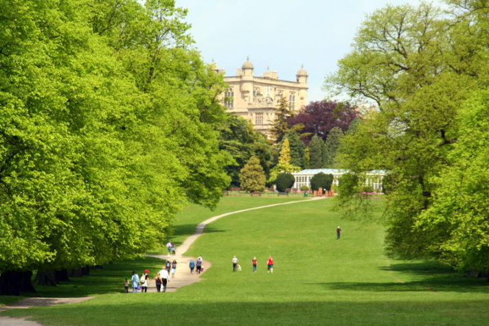 If you're looking for free things to do in bad weather in Nottingham then Wollaton Hall should be on your list.