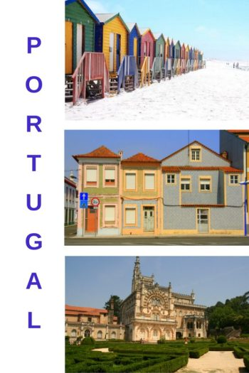 Portugal is becoming more popular for a holiday destination and is set to be a strong favourite in 2018. Beautiful towns like Coimbra, Aveiro, Figueira da foz and Mortagua will be some of your highlights if you are visiting central Portugal. Here are five things I think you shouldn't miss out on on your trip!