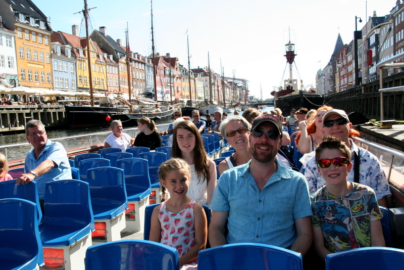 A NETTO boat-tour along the canals of Copenhagen, which incorporates a lot of sites and gives you a grounding of where you are