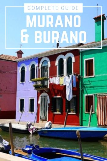 The islands of Murano and Burano near Venice are well worth a boat trip for a few hours - definitely something to do thats a bit off the beaten track and could be considered hidden gems. #Venice #Murano #Burano #italy
