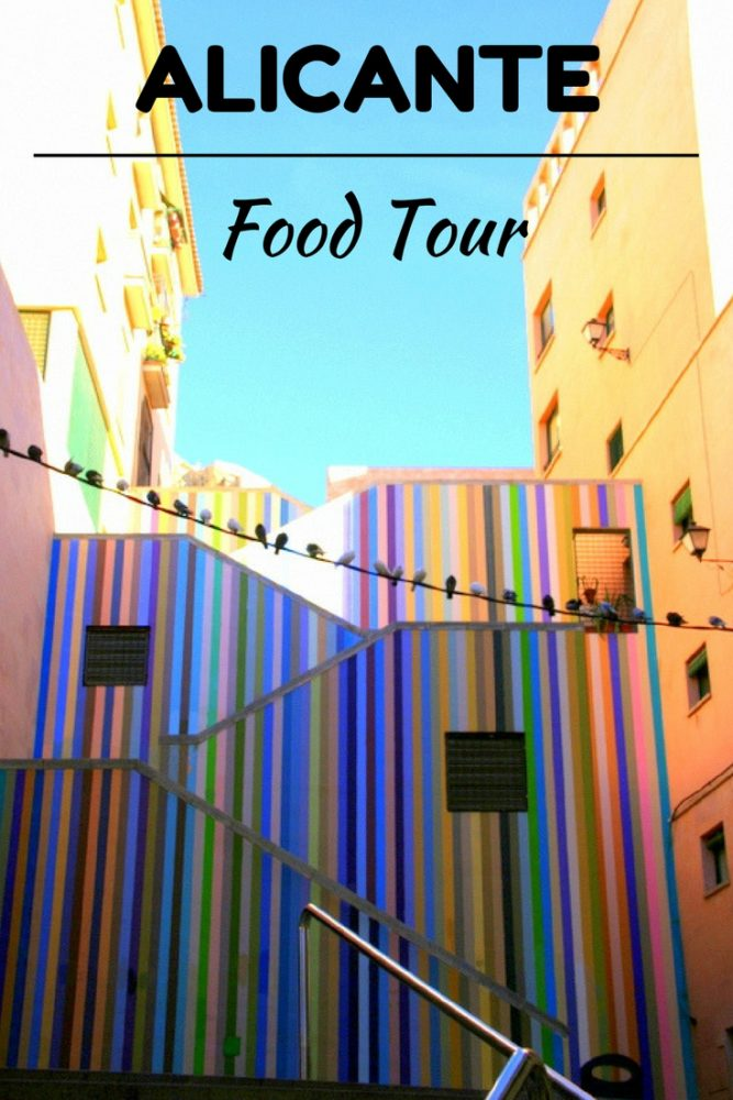 A walking food tour of Alicante is the best way to see this beautiful Spanish city with a rich culture and history. It would be my top suggestion of ideas of things to do in Alicante as there are so many great neighbourhoods to explore.