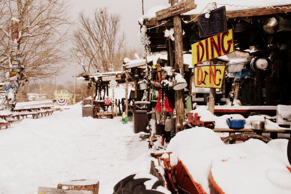 Hillbilly Hotdogs in Lesage, West Virginia