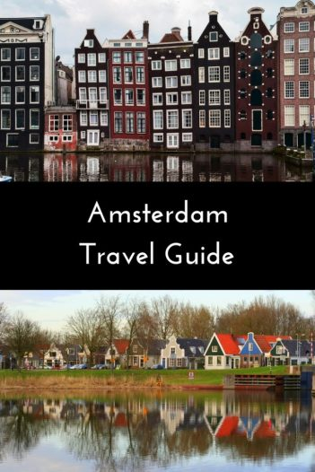 An Amsterdam Travel Guide - tips and suggestions to get the most out of your trip to Amsterdam. What to see, eat and do whilst taking in a few hidden gems as you walk and tour this city.