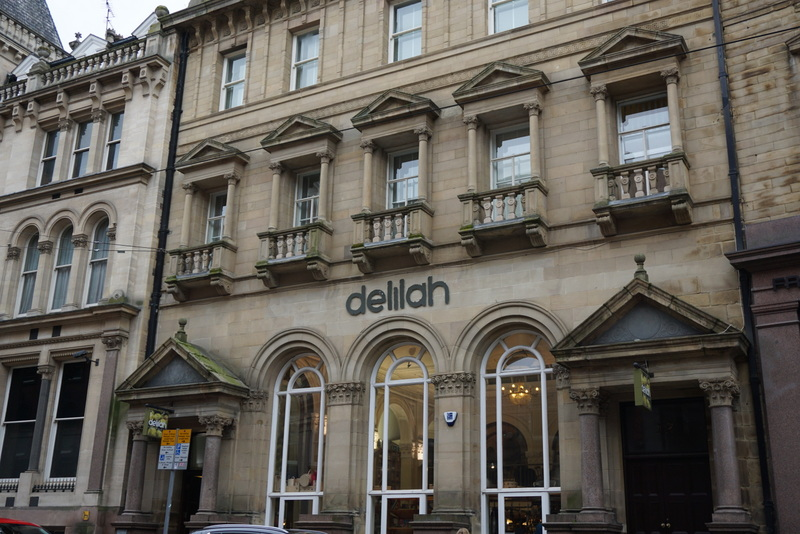 Delilah's is arguably the best deli in Nottingham, it does great lunches and sells unusual store cupboard produce with a range of coffee for every taste