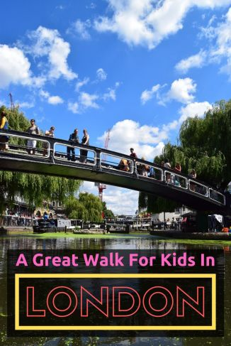 Walks with kids in London. London for kids #London things to do with kids in London