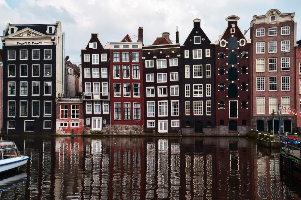 Amsterdam homes at their finest - a definite must-see for you Amsterdam mini-break