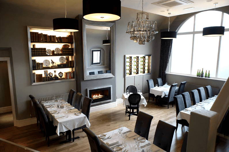 Tom Browns Brasserie in Gunthorpe is one of the nicest restaurants in Nottinghamshire and does one of the finest Sunday Dinners in Nottinghamshire
