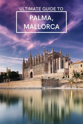 A Palma City Guide - a breakdown of all the different neighbourhoods, including their best bits and hidden gems. It's a fab city with plenty of great food, culture and shopping. Follow my guide and you'll be sure to find all of the best bits and best travel tips including some great hotel recommendations... #palma #mallorca #majorca #balearics #spain #europe #bestislands