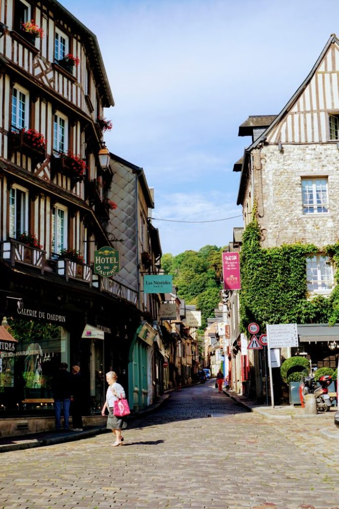 there are some great highlights in Honfleur, including great shopping