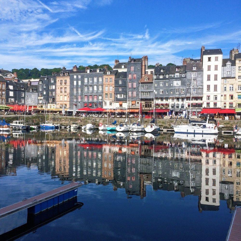 A great weekend break destination in France, Honfleur - one of my travel highlights