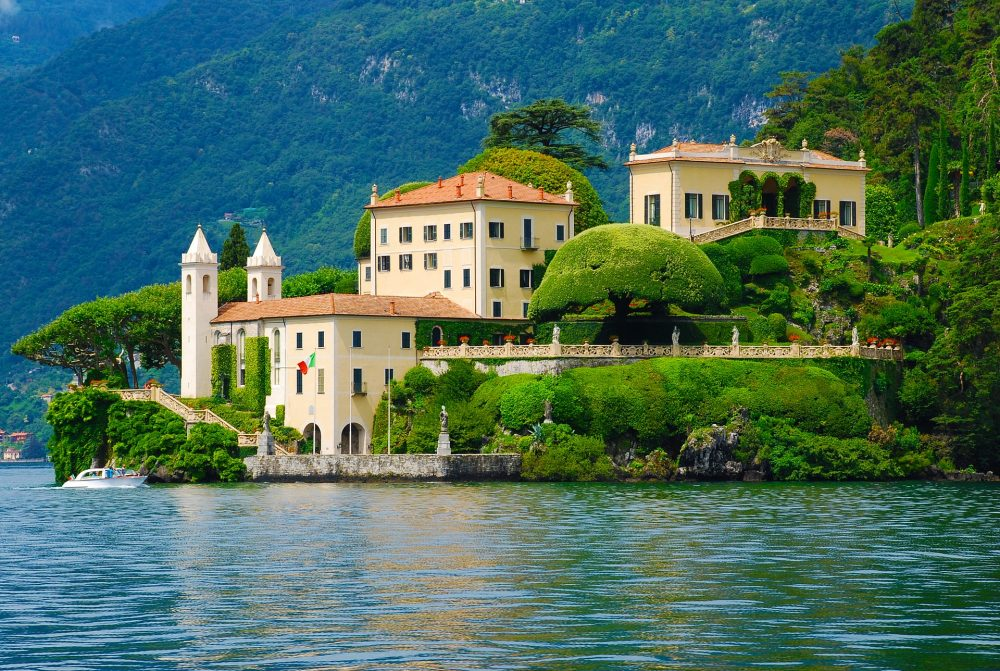 Things to do on Lake Como? Visit Villa Balbianello, the location for some of the James Bond film, Casino Royal. Beautiful gardens and stunning views of the lake. Take a tour too. Definitely a highlight of Lake Como.