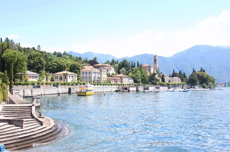 a two day lake como itinerary, Italy lakes