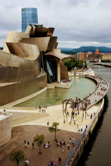 where to stay in Bilbao - a hotel near the Guggenheim