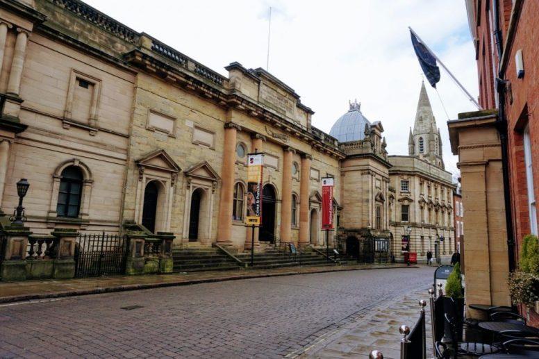 Galleries of Justice Museum