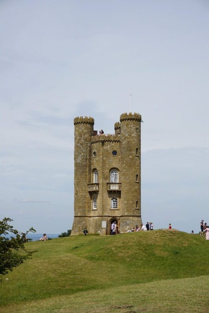 Broadway Tower a bucket list item for your Cotswold trip