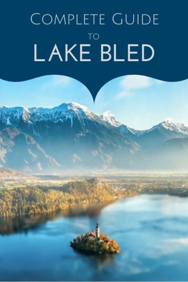 Lake Bled - Easily explored in one day but equally the perfect destination for a relaxing break. A complete guide on how to make the most of Lake Bled including the best places to eat, what to see and do and where to find the best views. #LakeBled #Bled #Slovenia #Europe #prettyplaces #postcard #travelguide