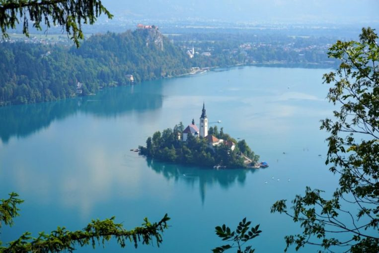 If you want the best photo and the nest view of Lake Bled then you have to make the climb