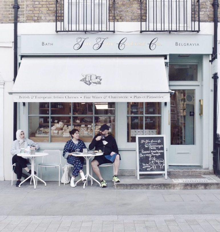 cute cafes Chelsea