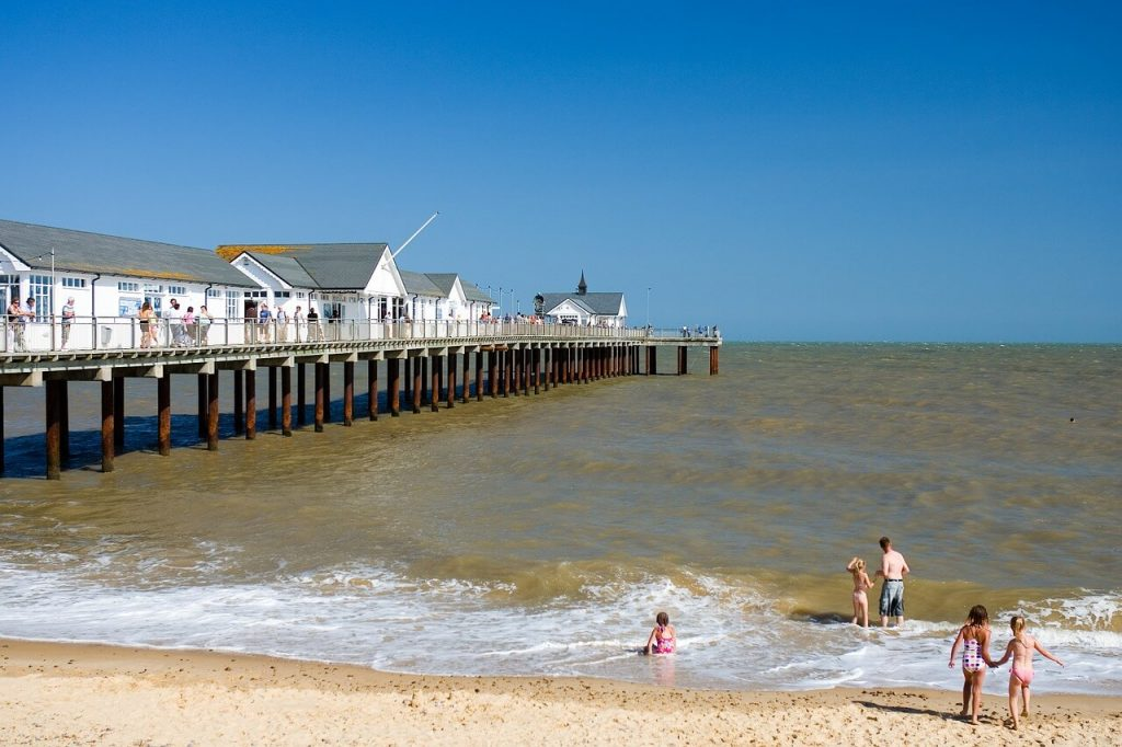 if you're taking a short break in suffolk then you want to make southwold pier one of your bucket list spots