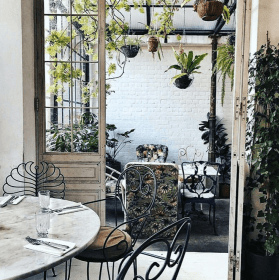 The best place for brunch in London - Bourne and Hollinsworth Buildings
