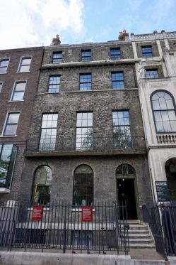 a lesser known london tourist attraction - the sir john soane museum