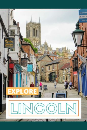 Things to do in Lincoln - A city Guide to on eof England's prettiest cities #Lincol #England