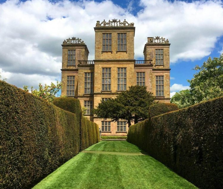 Hardwick Hall - a day trip from Nottingham