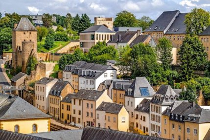 on a luxembourg day trip visit the grund area of town