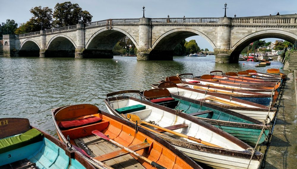 where to go in the uk for a short break - richmond
