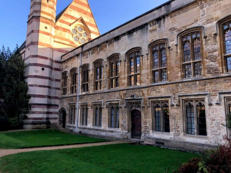 oxford things to see and do - Balliol College
