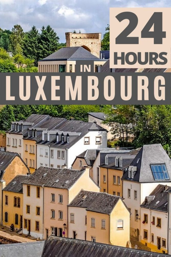 The perfect one day in Luxembourg Itinerary. Explore the city's highlights like the Notre Dame, Palais Grand Ducal, Place d Armes, etc in a Luxembourg day trip. Quick tips in this great Luxembourg guide #Luxembourg