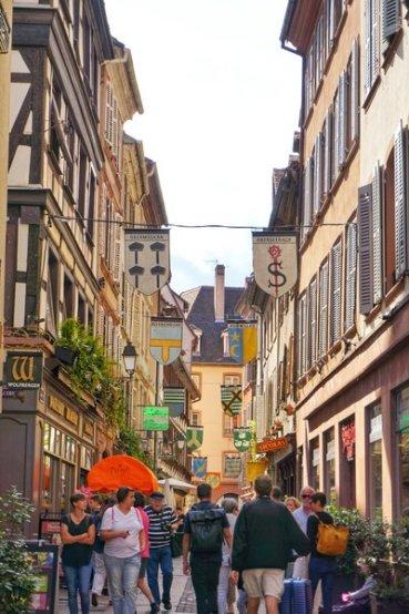 best shopping street in Strasbourg